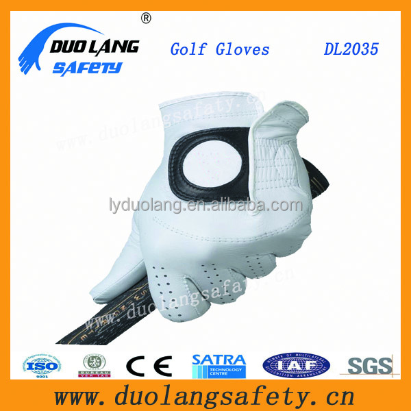 pro OEM custom colored fit leather glof gloves