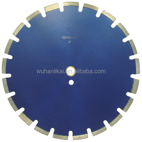 gold supplier dry cutting sinter diamond saw blade for marble ,grainte
