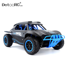 Detoo 1:18 4WD RC truck Electric Toys car radio