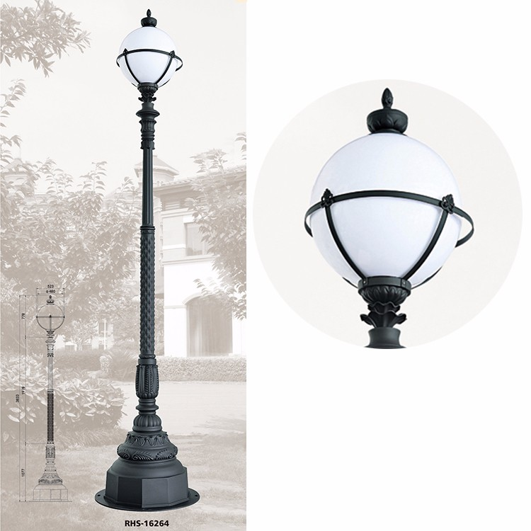 Antirust Corrosion protection electric garden lights