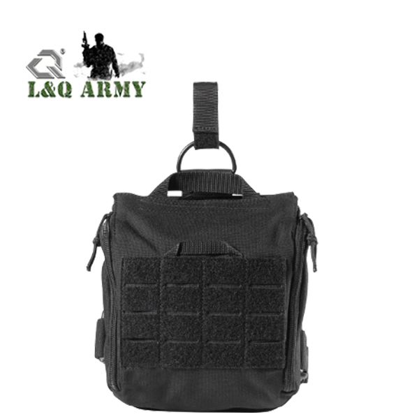 Tactical Molle Pouch for Quick Deployment