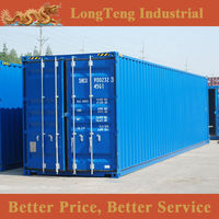 Brand new 20ft 40ft shipping container size and price
