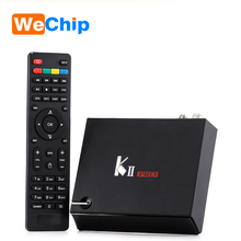 2017 best selling Android tv box KII Pro S905 quad core 64 bit 2G ram16G rom 4K s2 t2 kii pro android tv box