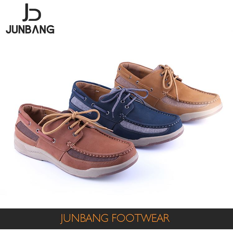 Wholesale prices Custom design canvas italian men shoes from manufacturer