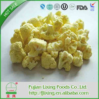 DEHYDRATED VEGETABLE 100%NATURAL FD CAULIFLOWER
