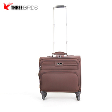 Three Birds sky travel luggage /hot sale luggage bag made in china / suitcase