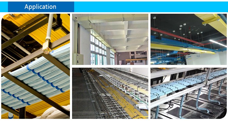 High quality outdoor galvanized cable tray weight for solar project