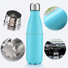 OXGIFT Wholesale custom bpa free kids double wall vacuum insulated sports stainless steel drink water bottle manufacturer