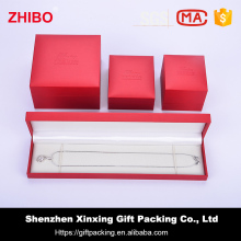 Popular Customized Wholesale Custom Made Small Box Jewelry
