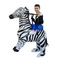 Whosale Price Giant Inflatable Animals Halloween Character Cosplay Both Women and Men