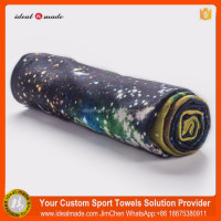 Brand New Fitness Travel Exercise Sport Yoga Pilates Mat Towel Blanket