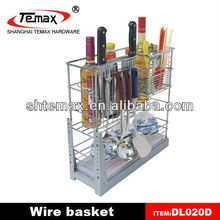 metal wire baskets for cooking