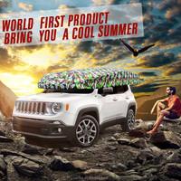 Toyota Corolla Sun Shade Rain Protection Automatic Smart Car Cover