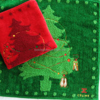 lovely OEM logo photo printed christmas paper towels