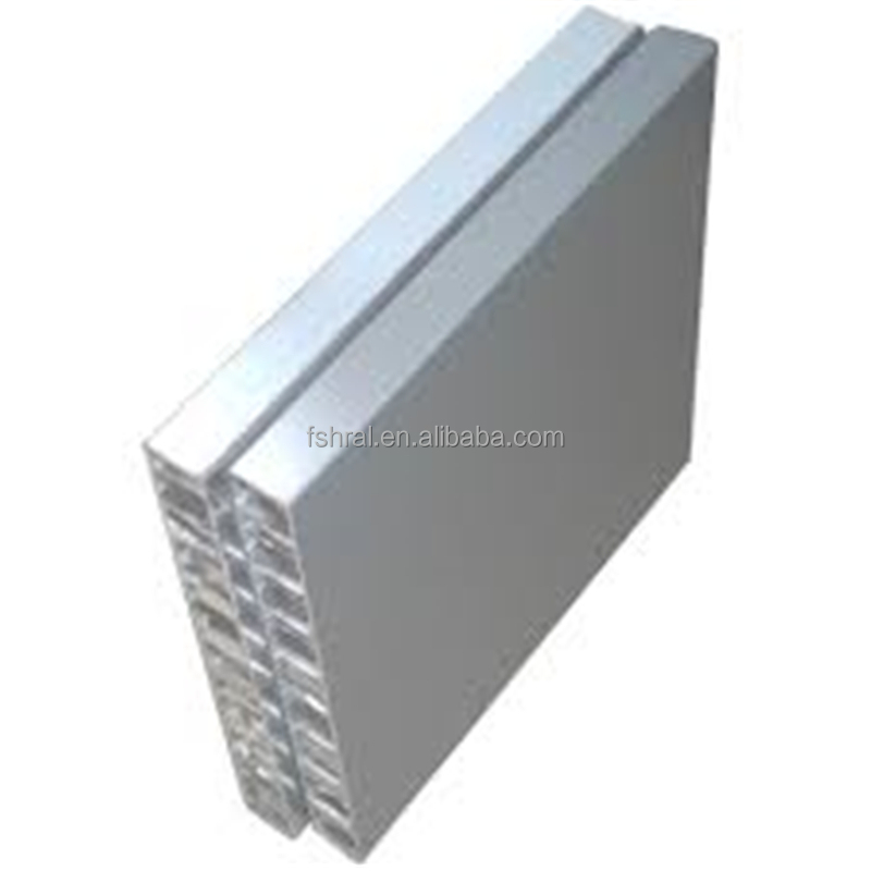 clean room honeycomb sandwich wall panel