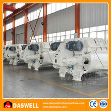 China large capacity automatic concrete mixer