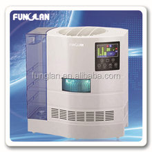 High efficient broad air purifier with patented water washing air technology