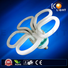 Factory price! Hangzhou CFL ceiling light Lotus T6 5u 125W Energy saving bulb