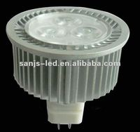 high quality 5w led spotlight parts fixtures