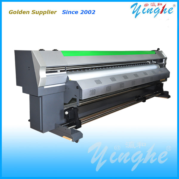 Yinghe Large format eco solvent printer with dx5 heads