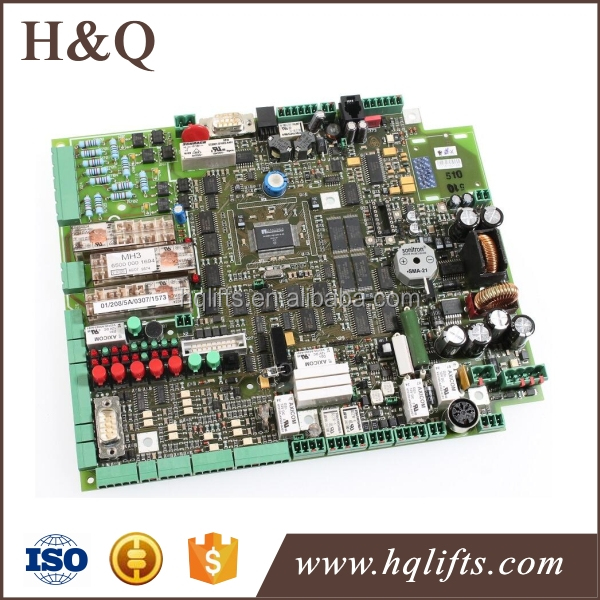 thyssenkrupp elevator Board MH3 teleservice controlboard 65000001694