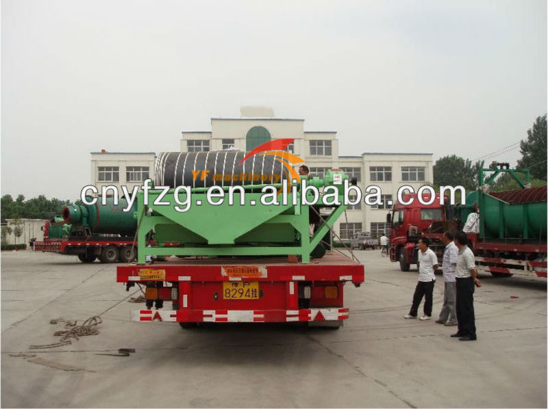 China best selling Mineral Magnetic Separator for magnetite ore, nickel ore, ilmenite processing