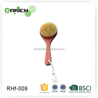 wholesale double side body brush for cleaning body
