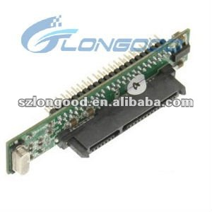 2012 SATA HDD to 44-Pin Male IDE Mini Adapter