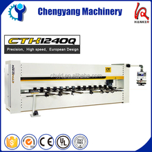 4 meters High speed European Designing Sheet metal CNC Slotting Machine