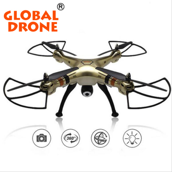 Hot sale Global Drone Syma X8hc High Quality Racing 2 .4G 4CH 6-Axis with 2.0MP HD Camera Drone Quadcopter Remote Control Dron