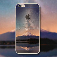 city&case sublimation cell phone cases covers for girls for iphone6 6s