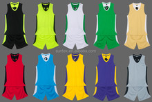 Quick Dry Athletes Professional Basketball Wear Customized