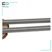 Standard Size stainless steel threaded rod grade b7