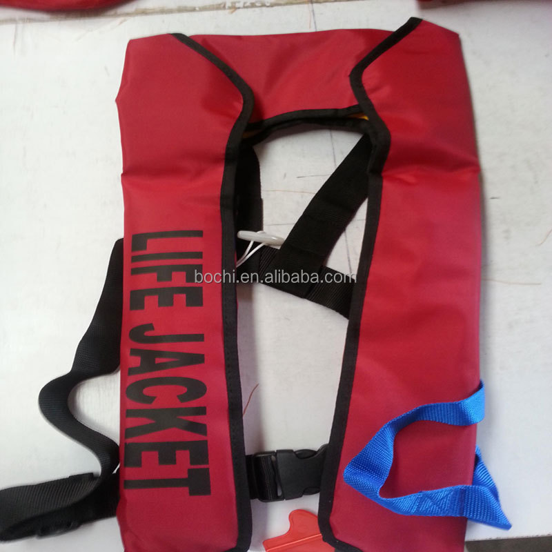 Automatic Deflation Fishing Cheap Life Vest Exporter
