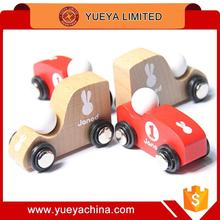 Funny France JANOD Mini Wooden Classic Car toy car