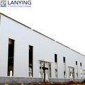 Prefabricated high rise large-span steel structure school building with good price
