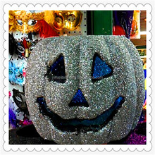 best selling products cheap plastic pumpkin with custom shaped