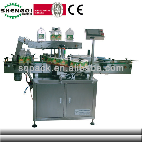 Automatic One Side Adhesive Auto Labeling Sticker Machine