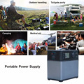 PowerOak 300w residential solar energy portable power supply camping with solar panel electricity generation