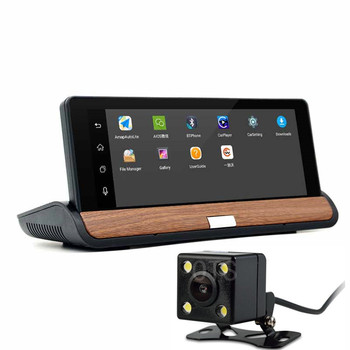 User Manual FHD 1080P Car Camera DVR Video Recorder Car GPS Navigator with Bluetooth and WiFi