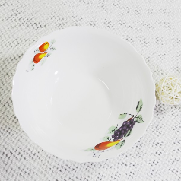 Cheap porcelain bowl/ceramic nesting bowls