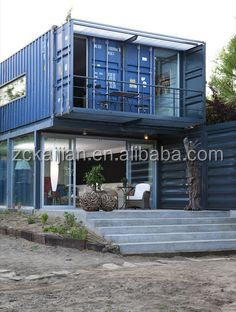 Two or Multi Story Prefab Container House