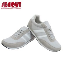 European Style Design White Sport Shoes Running Usa
