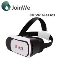 New model Vr Box Factory Virtual Reality Glasses Smart Phone 3d Vr Case For Blue Film Video full stock
