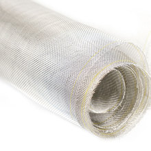 China supplier diamond vibrating screen 304 0.01mm ultra fine stainless steel woven wire mesh