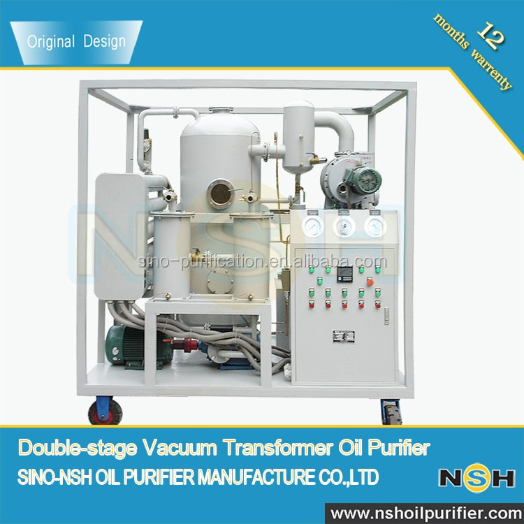 Vacuum Insulation Oil Filter Machine and Price, Insulation Oil Recycling Machine