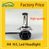 high power turbo H4 auto led headlamp cree 10000lm