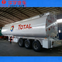 54CBM TOTAL COMPANY PURCHASE OIL TANK SMEI TRAILER FOR SALE