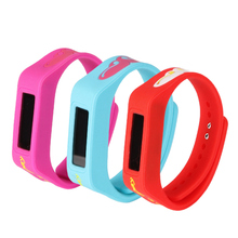 eco-friendly fashion children watch,silicone wristband watch for kids