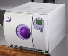 Class B autoclave/ steam sterilizer with built-in/internal printer